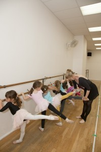 cd ballet barre